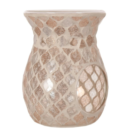 Crackle Glitter Teardrop Melt Warmer