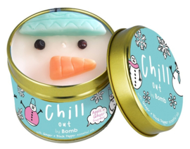 Bomb Cosmetics Chill Out Tinned Candle
