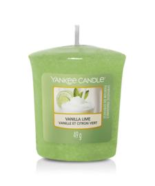 Vanilla Lime Votive