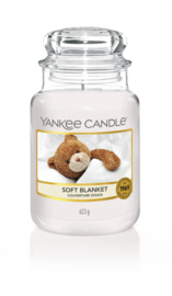 Soft Blanket Large Jar