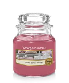 Yankee Candle Home Sweet Home Small Jar