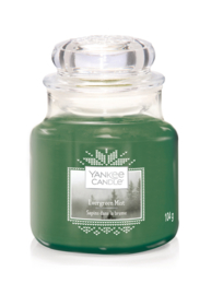 Yankee Candle Evergreen Mist Small Jar