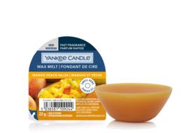 Yankee Candle Mango Peach Salsa Wax Melt