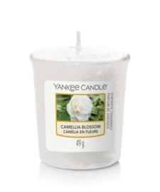 Camellia Blossom Votive