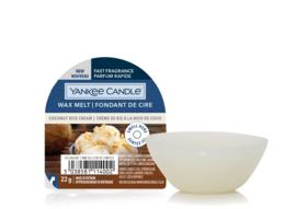 Coconut Rice Cream Wax Melt