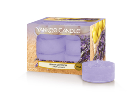 Lemon Lavender Tealight