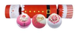 Bomb Cosmetics Father Christmas Blaster Cracker