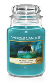 Yankee Candle Moonlit Cove Large Jar