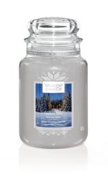 Candlelit Cabin Large Jar