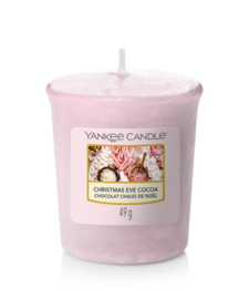 Yankee Candle Christmas Eve Cocoa Votive