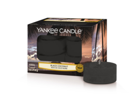 Yankee Candle Black Coconut  Tealights