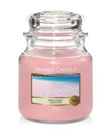 Pink Sands Medium Jar