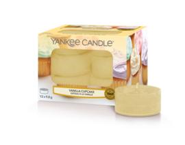 Vanilla Cupcake Tealights