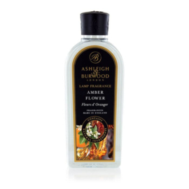Ashleigh & Burwood Lamp Fragrance Amber Flower 500ml