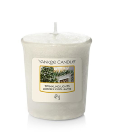 Yankee Candle Twinkling Lights Votive