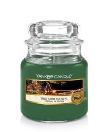 Yankee Candle Tree Farm Festival Small Jar