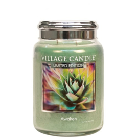 Village Candle Awaken Large Jar