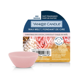 Yankee Candle Christmas Eve Cocoa Wax Melts