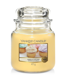 Vanilla Cupcake Medium Jar