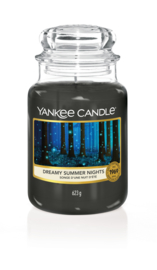 Dreamy Summer Night Large Jar