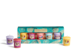 The Last Paradise 5 Votives Giftset