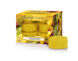 Yankee Candle Tropical Starfruit Tealights