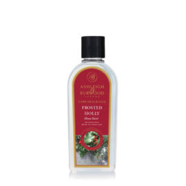 Ashleigh & Burwood Lamp Fragrance 500ml Frosted Holly