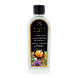 Ashleigh & Burwood  Lamp Fragrance Mandarin Bergamot 500ml