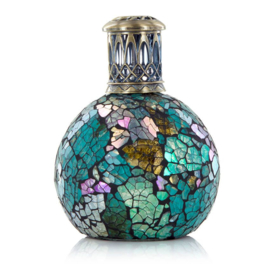 Ashleigh & Burwood Peacock Feather Small Fragrance Lamp