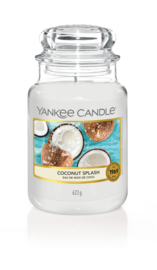 Coconut Splash Large Jar