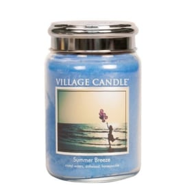 Village Candle Summer Breeze Large Jar