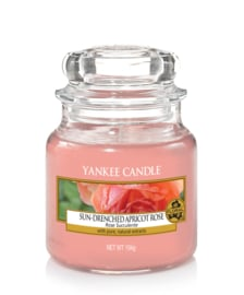 Yankee Candle Sun-Drenched Apricot Rose Small Jar