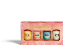 The Last Paradise 4 Votives Giftset