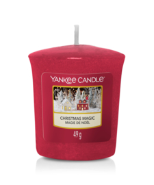 Christmas Magic Votive