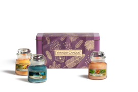 The Last Paradise 3 Small Jar Giftset