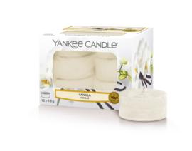 Vanilla Tealights
