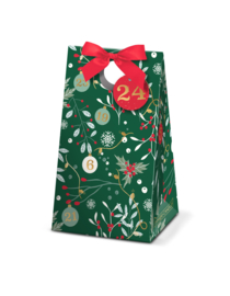 Geschenkverpakkking   - Make Your Own Gift Box - Countdown To Christmas