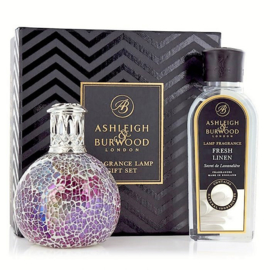 Ashleigh & Burwood Pearlescence Giftset Small Fragrance Lamp
