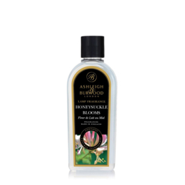 Ashleigh & Burwood Lamp Fragrance 500ml Honeysuckle Blooms