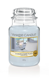 Yankee Candle A Calm Quiet Place Large Jar