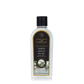 Ashleigh & Burwood Lamp Fragrance 500ml  White Velvet
