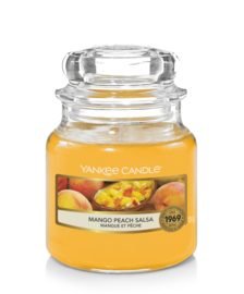 Mango Peach Salsa Small Jar