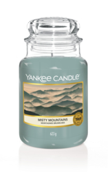 Misty Mountains Large Jar