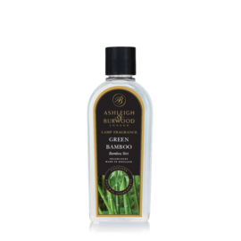 Ashleigh & Burwood Lamp Fragrance 500ml Green Bamboo