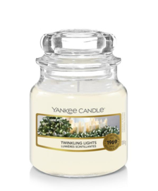 Yankee Candle Twinkling Lights Small Jar