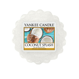 Coconut Splash Wax Tart