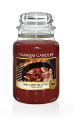 Crisp Campfire Apples Large Jar