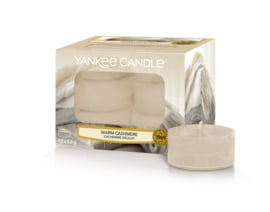 Warm Cashmere  Tealights