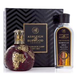 Ashleigh & Burwood Dragon's Eye Giftset Small Fragrance Lamp