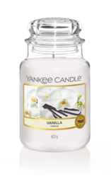 Vanilla Large Jar